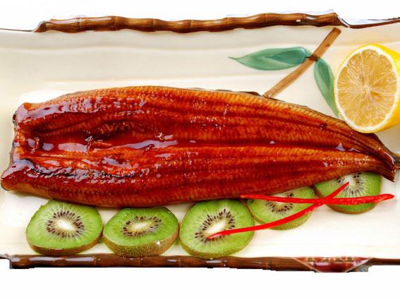 冷冻烤鳗鱼