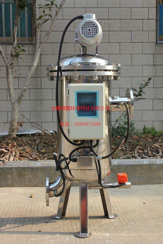 电动吸吮式过滤器