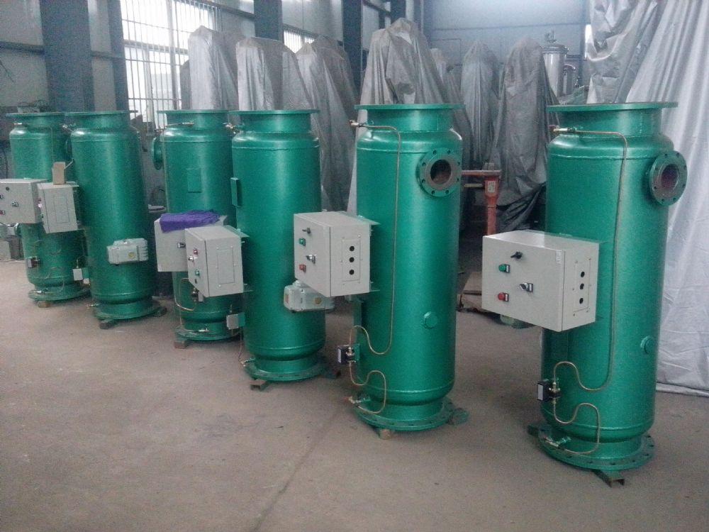 P型(手动)反冲洗排污过滤器