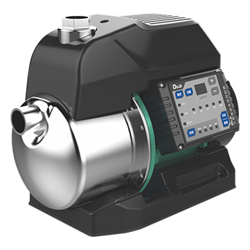 多模式不銹鋼變頻噴射泵