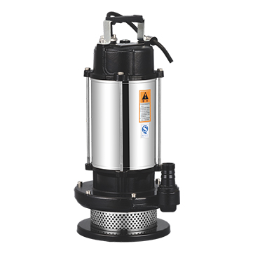 QDX-B不銹鋼潛水電泵