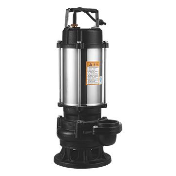 WQD-B不銹鋼污水泵