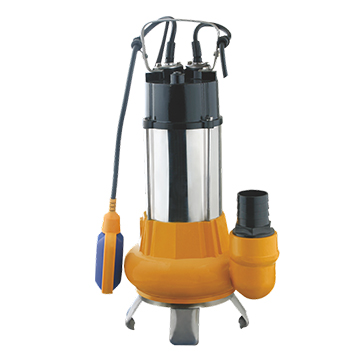 WQD污水潛水泵