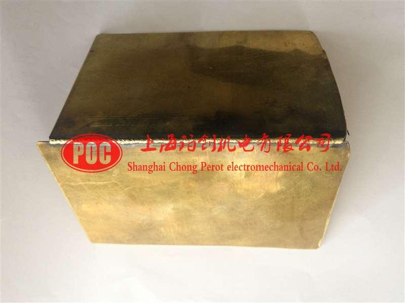 黄铜板焊接案例