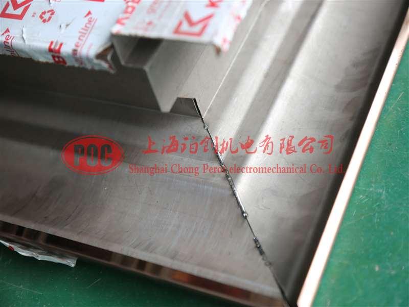 不锈钢门头焊接案例