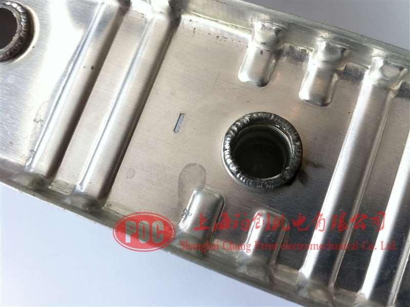 铝产品焊接