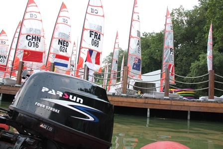 PARSUN sponsor World Byte Sailing Grand Prix 2017 Nanjing Aug.5th to 10th!