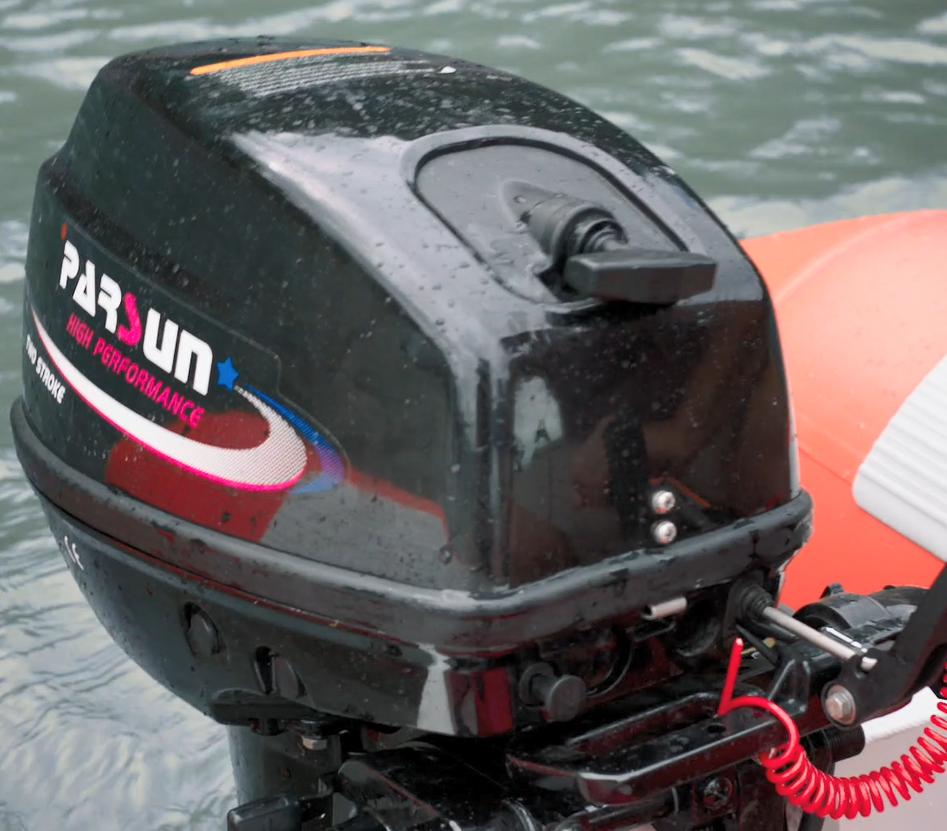 15HP 2-stroke outboard in New Zealand