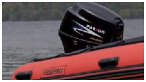 PARSUN four stroke 25hp outboard engine