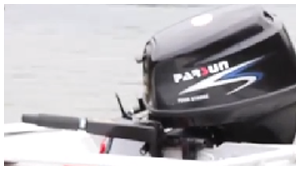 PARSUN 15hp 4-stroke outboard engine
