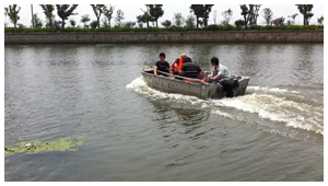 7hp electric outboards testing