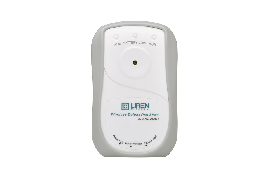 Wireless Deluxe Pad Alarm    WDPA-01
