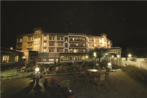 印度:世界上海拔最高的星级酒店 —— Hotel The Grand Dragon  Ladakh