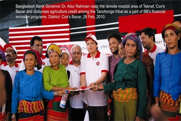 孟加拉国:世界上非工作时间完成帮助穷人的项目最多的央行行长——孟加拉国央行行长Atiur Rahman博士