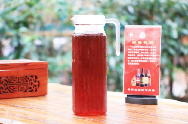 箐箐生态餐厅特供猕猴桃散装果酒