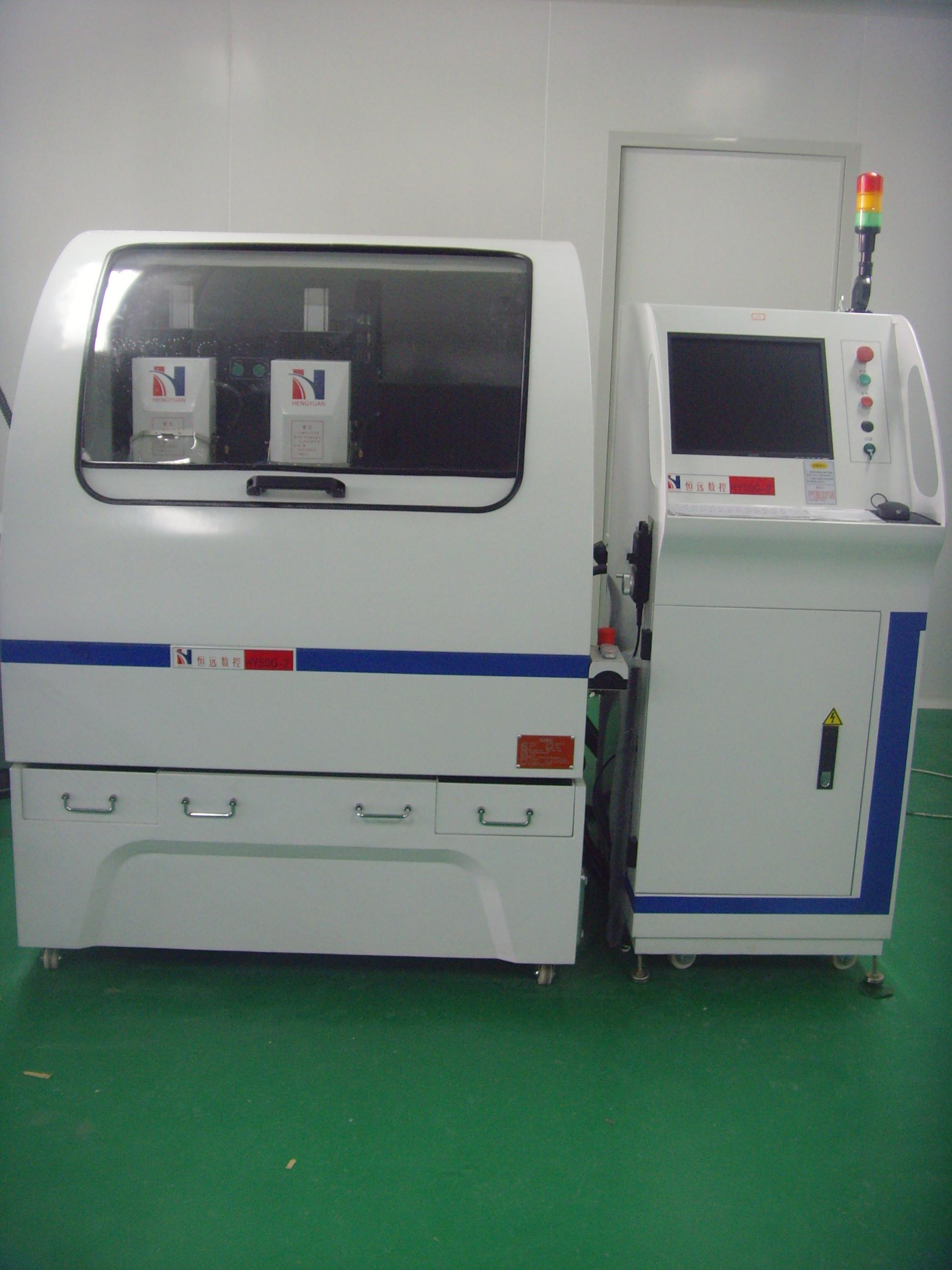 雙軸CNC