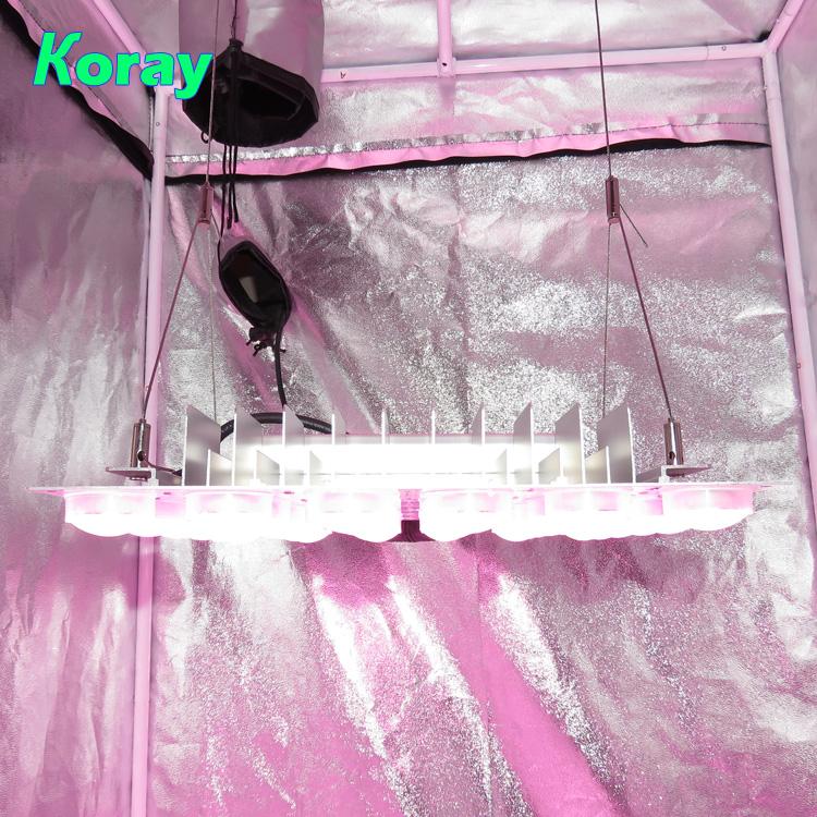 330330H高功率防水药用植物灯植物帐篷模组套件