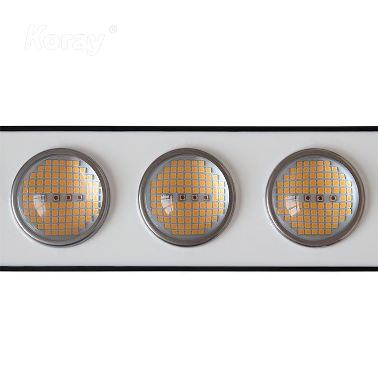 RX-G600T-250W高功率大棚种植植物灯顶光模组园艺LED药用植物灯