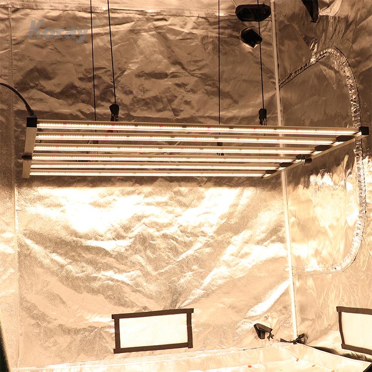 RX-G120L折叠式顶光植物灯专业园艺种植药用植物灯