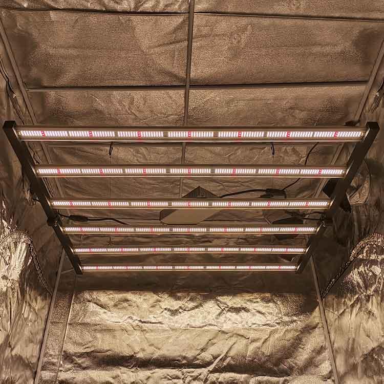 RX-G120-V2折叠式顶光植物灯专业园艺种植药用植物灯