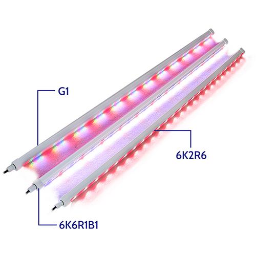 PT5 高效LED植物灯管育苗组培植物灯防水经济型植物工厂蔬菜生产植物灯