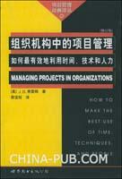 组织机构中的项目管理