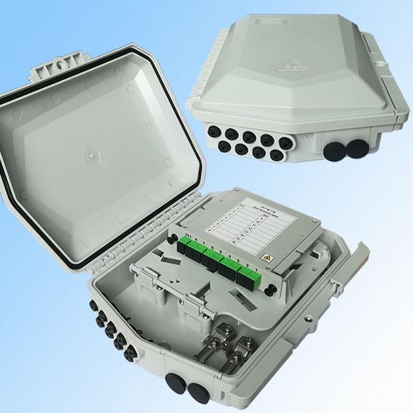 GF-KSW-8A 光缆分纤箱