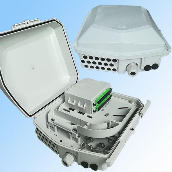 GF-KSW-16A 光缆分纤箱
