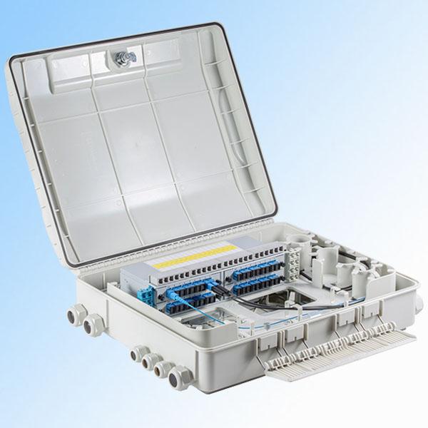 GF-KSW-48系列光缆分纤箱