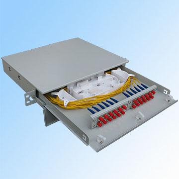 RPF系列光纤熔接配线单元盒