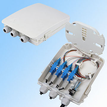 GP62DW-1系列无源光分终端盒