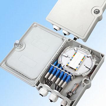 GP62DW-3系列无源光分终端盒