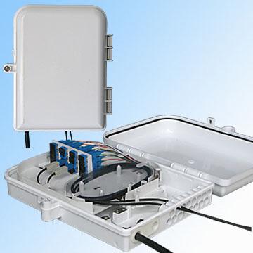 GP62DW-6 无源光分终端盒