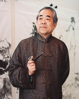 范曾:中国人物画画家、书法家。