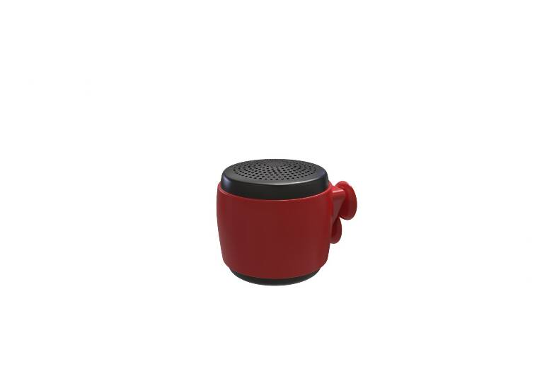 EB-C33-2  Cup shape suck bluetooth speaker