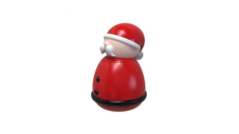 EB-C32 Santa Claus Bluetooth speaker for Christmas promotion
