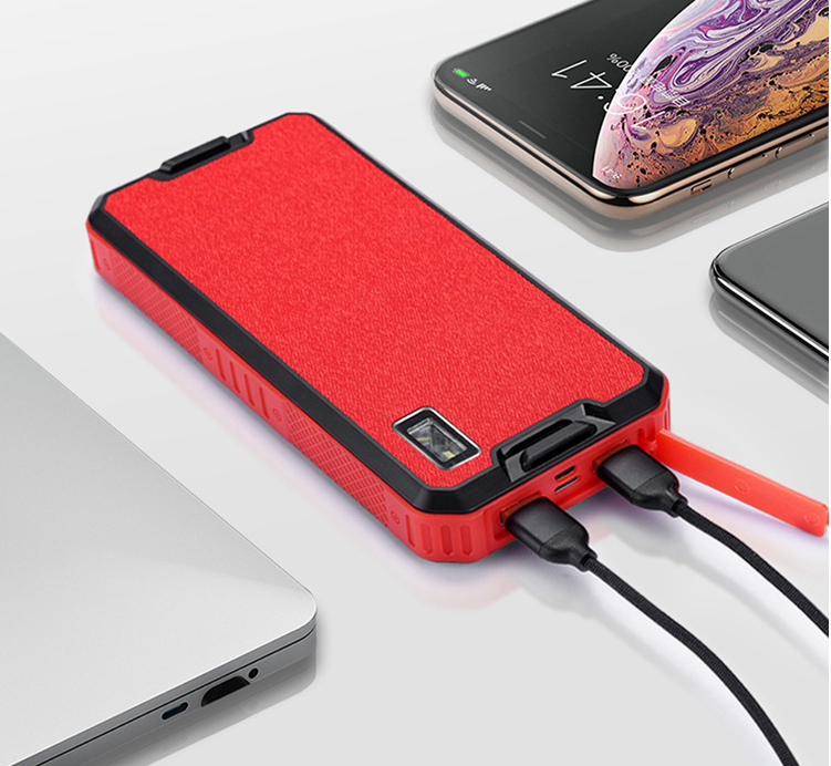 EB-TP203 Solar power bank with wireless charging function
