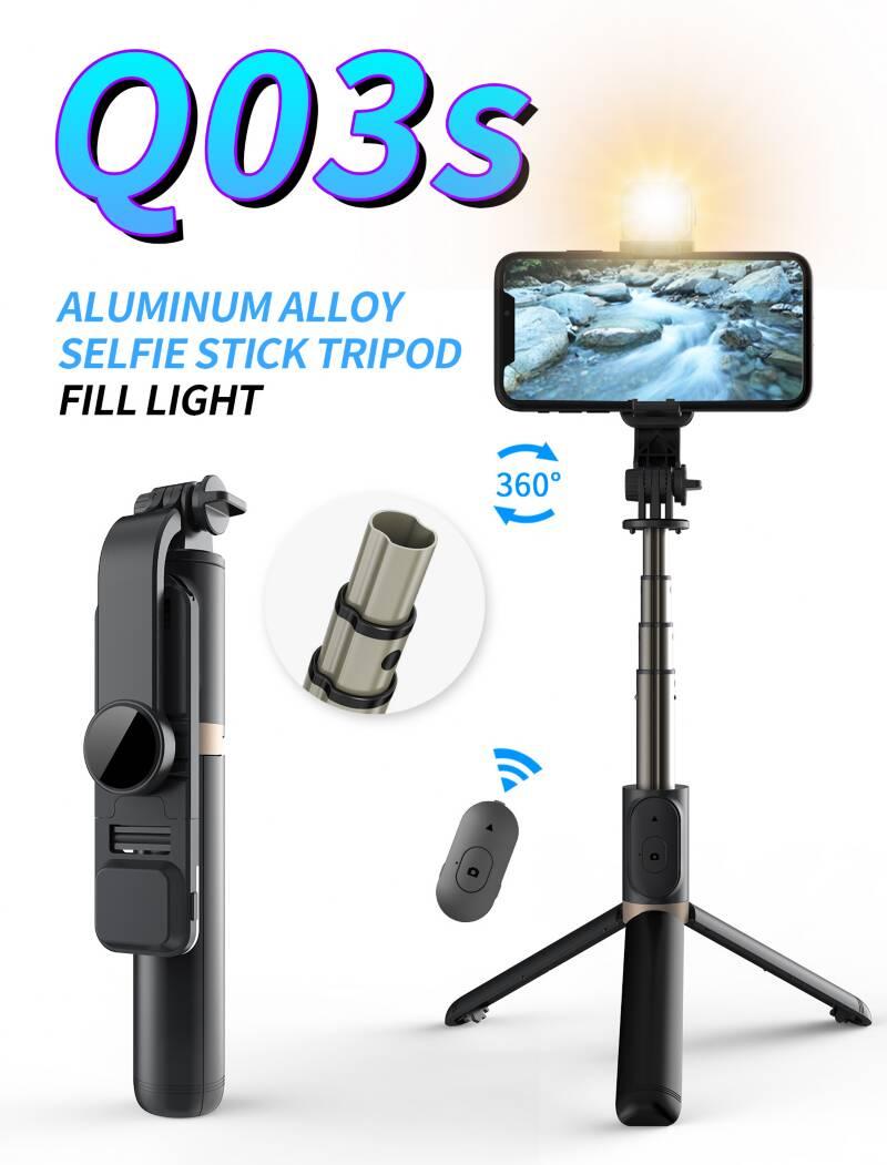 EB-Q03S  Bluetooth Selfie stick