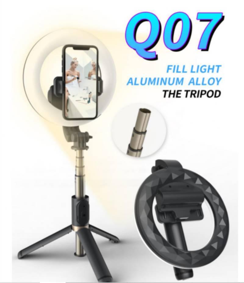 EB-Q07 Bluetooth Selfie stick