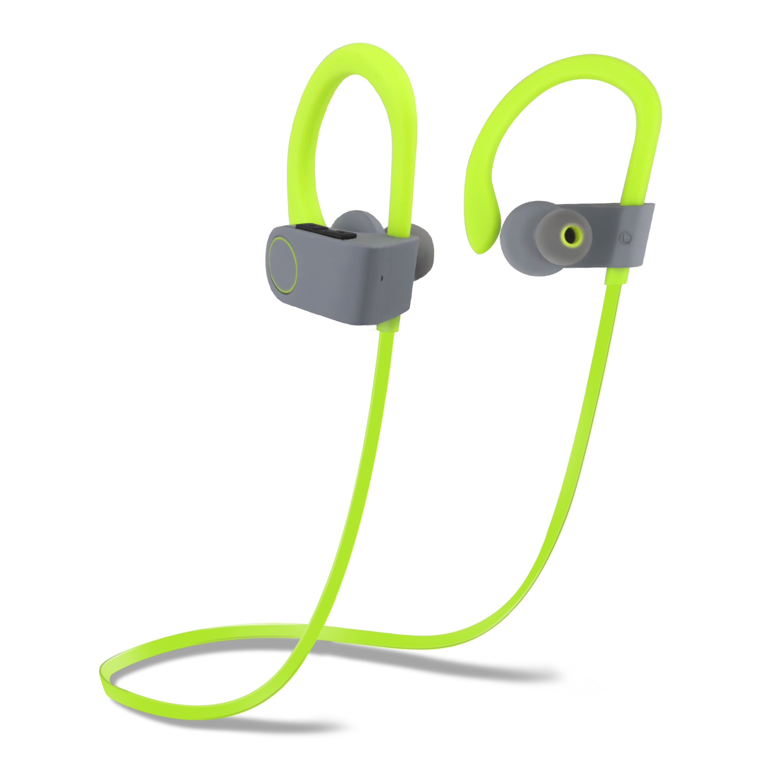 Kialan Bluetooth Earbuds, Sport Wireless Headphones In-Ear Light weight for Running/Gym, Sweatproof Secure Fit Headset with Mic